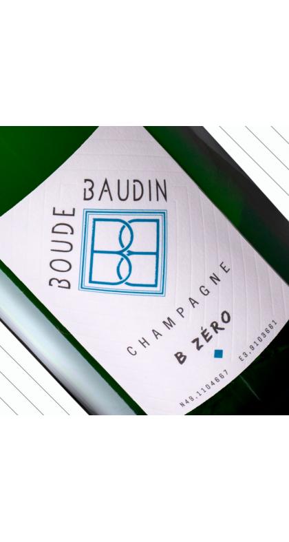 Brut Nature, du producteur au consommateur Champagne Boude Baudin