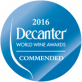 Decanter 2016 Champagne Boude Baudin